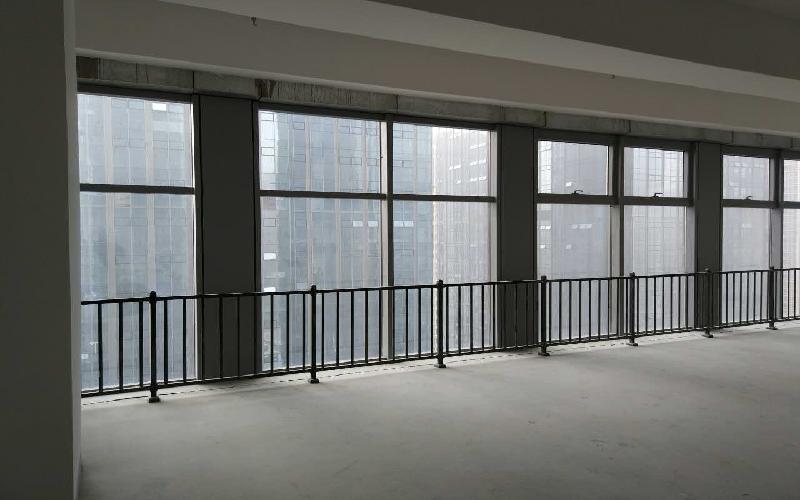 卓越世纪中心写字楼出租120平米精装办公室3元/m²/天