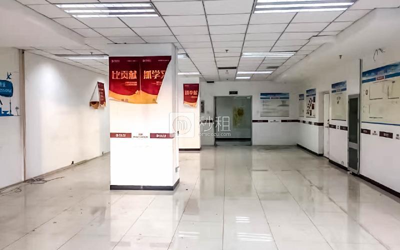 卓明大厦(高碑店)写字楼出租364平米精装办公室8.5元/m²/天