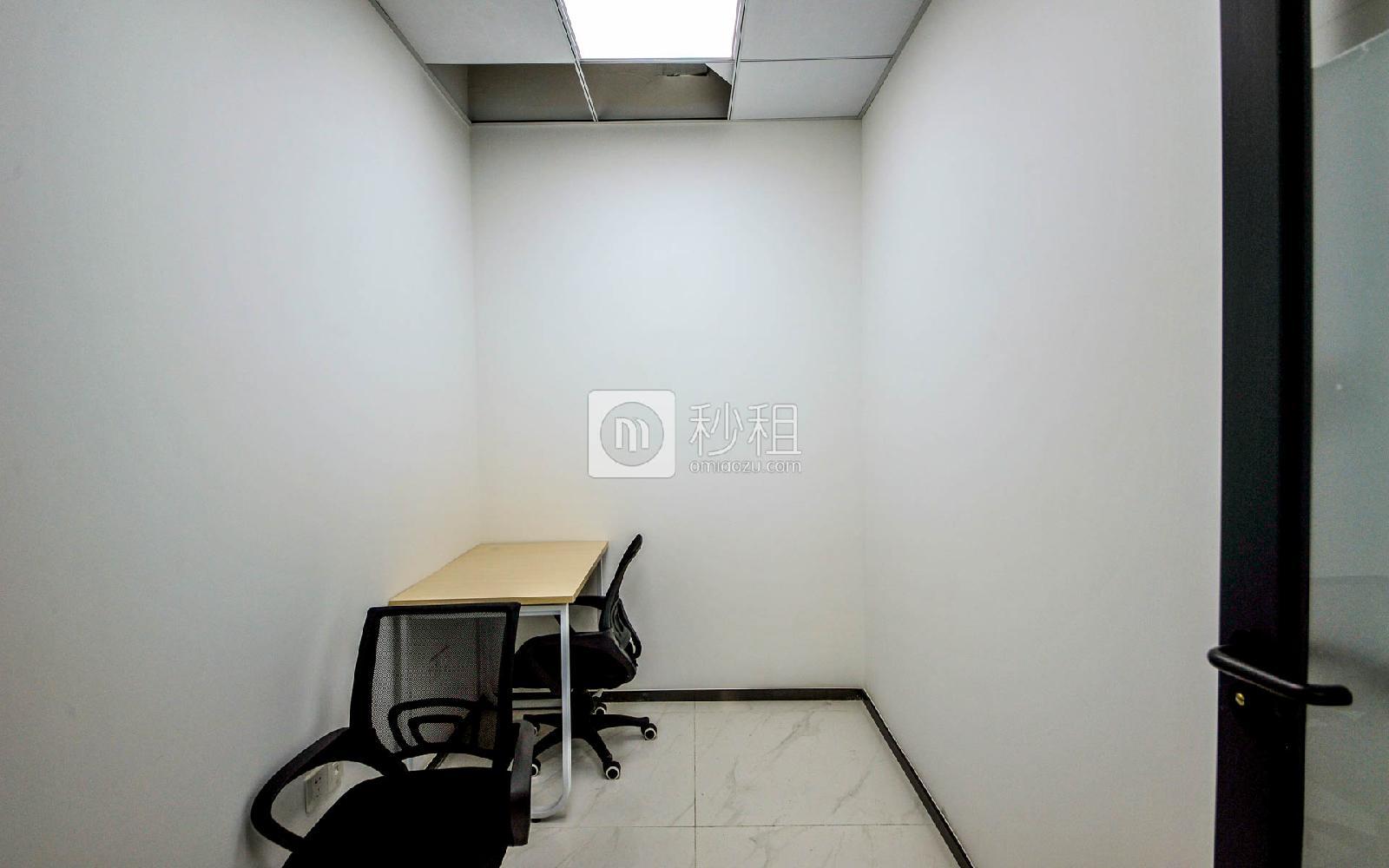 元大都-创富港写字楼出租13平米精装办公室3670元/间.月
