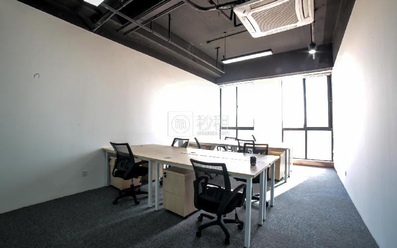 卓越时代广场-桔子空间写字楼出租40平米精装办公室6400元/间.月