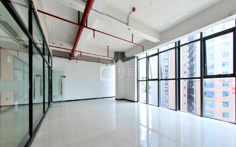 大城时代写字楼出租150平米精装办公室60元/m².月