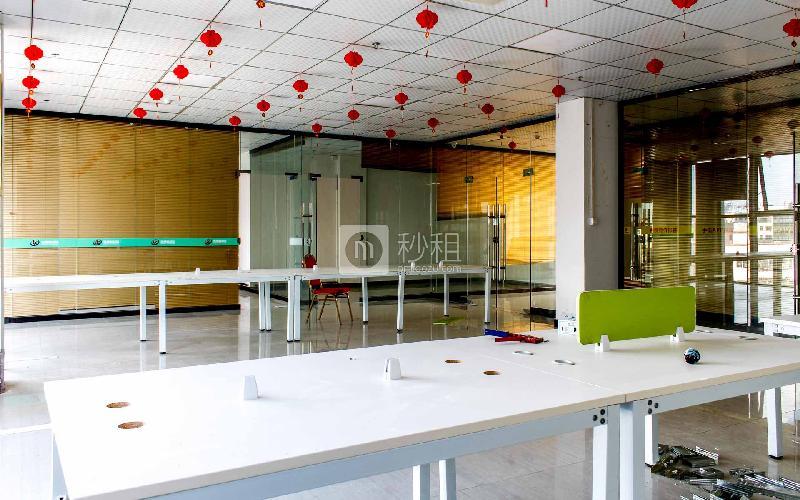大城时代写字楼出租96平米精装办公室60元/m².月