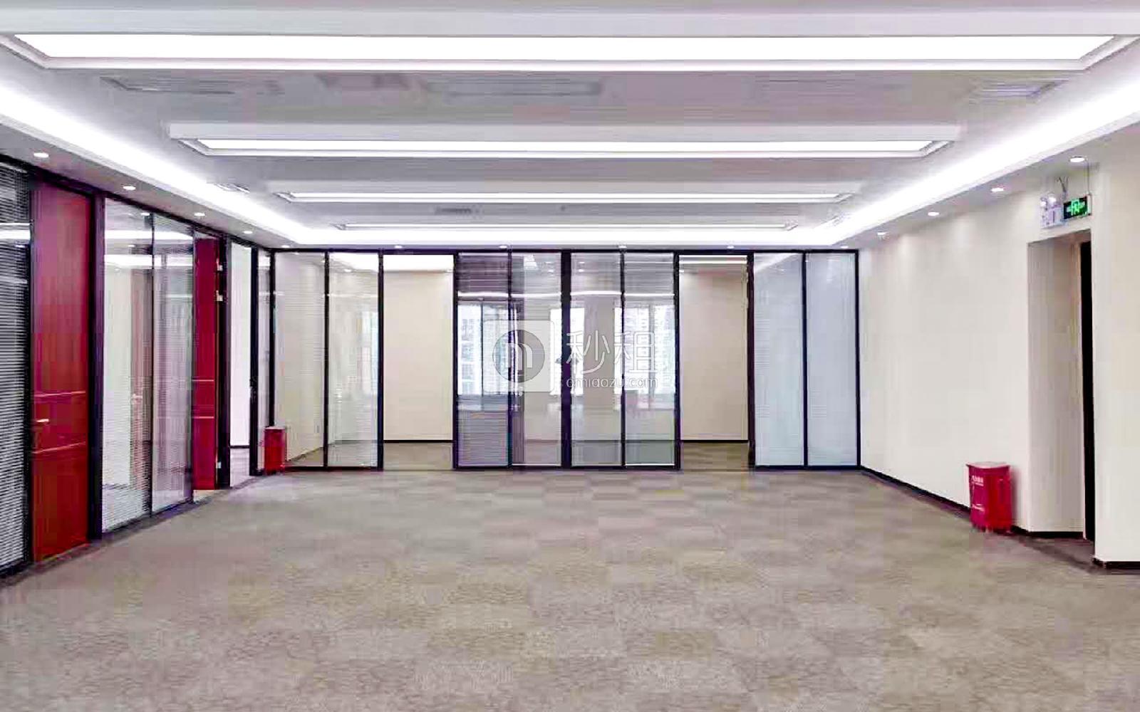 京基滨河时代广场写字楼出租845平米精装办公室198元/m².月