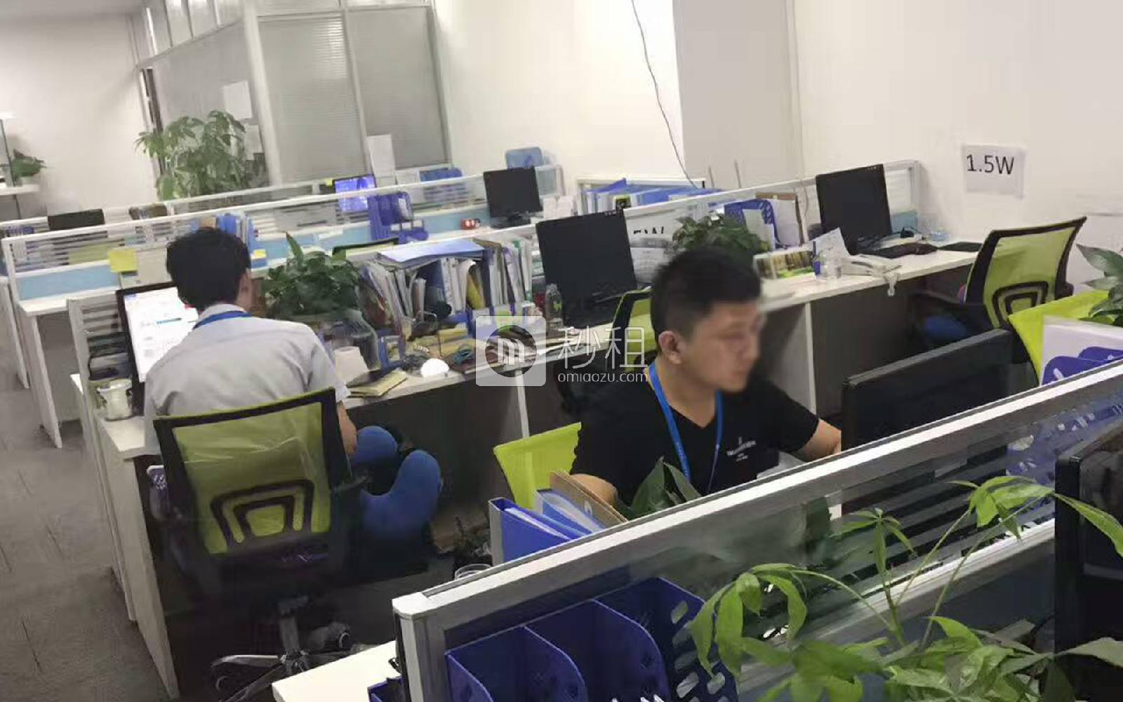 国人通信大厦写字楼出租258平米精装办公室116.2元/m².月