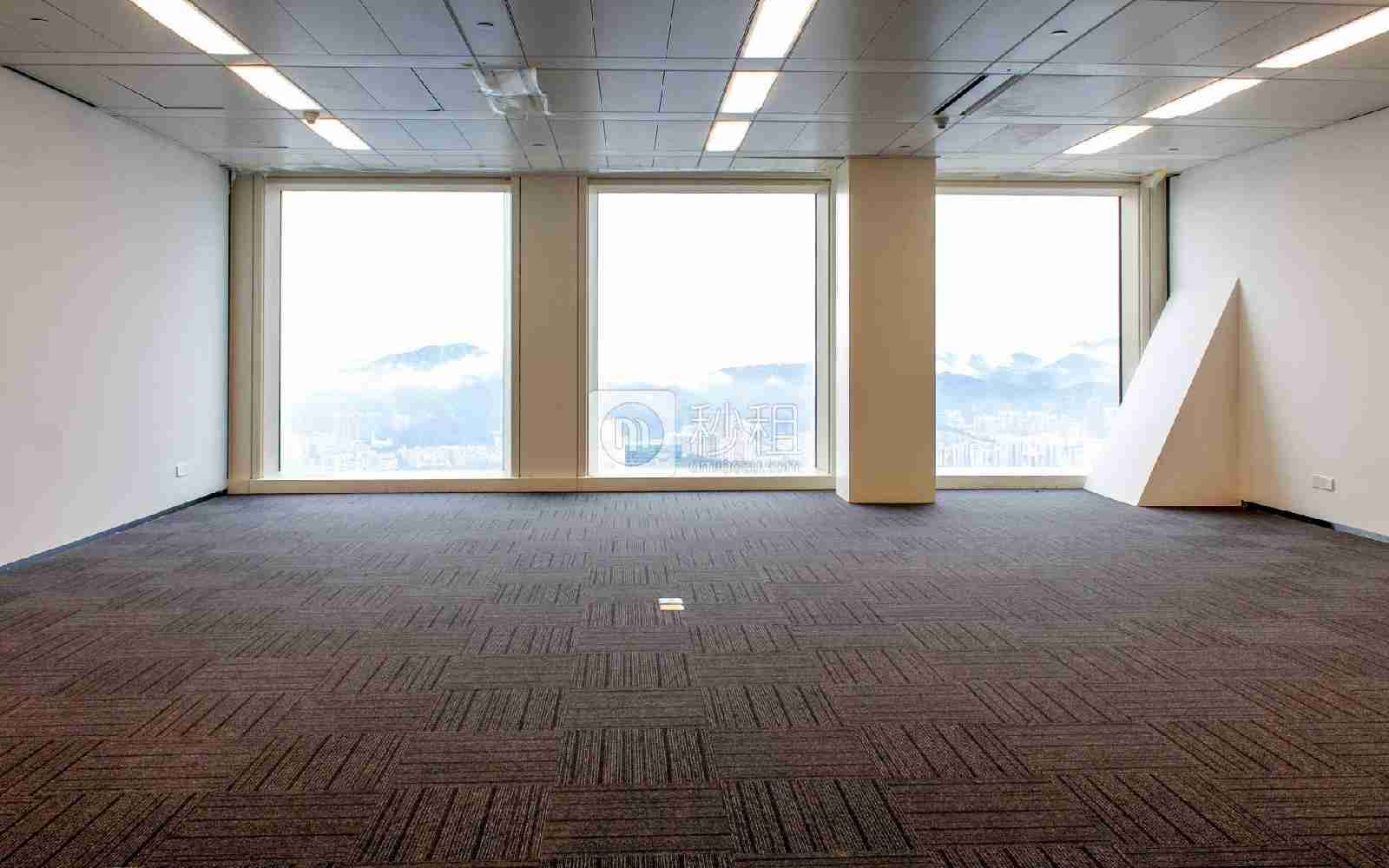 平安国际金融中心写字楼出租209平米精装办公室520元/m².月