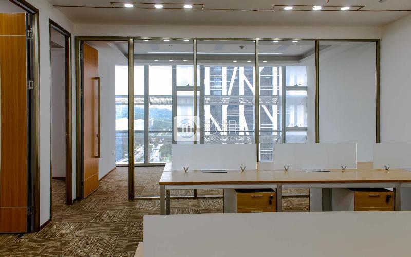 中洲大厦写字楼出租168平米精装办公室268元/m².月