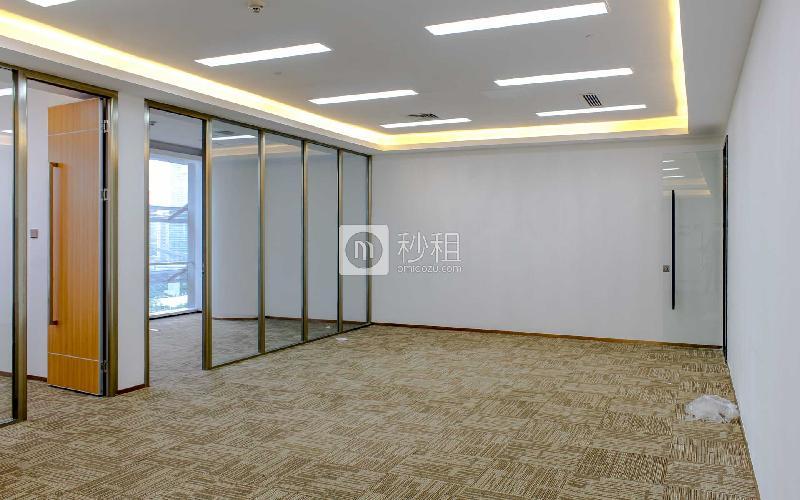 中洲大厦写字楼出租255平米精装办公室248元/m².月
