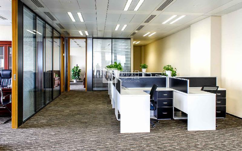 京基100大厦-MFG商务中心写字楼出租255平米精装办公室230元/m².月