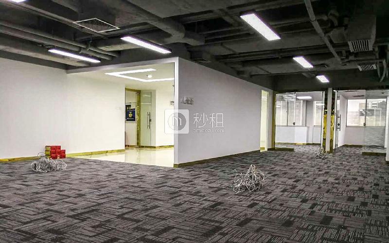国兴大厦写字楼出租375平米精装办公室85元/m².月