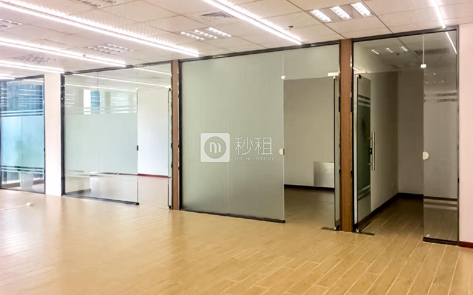 科兴科学园写字楼出租348平米精装办公室130元/m².月