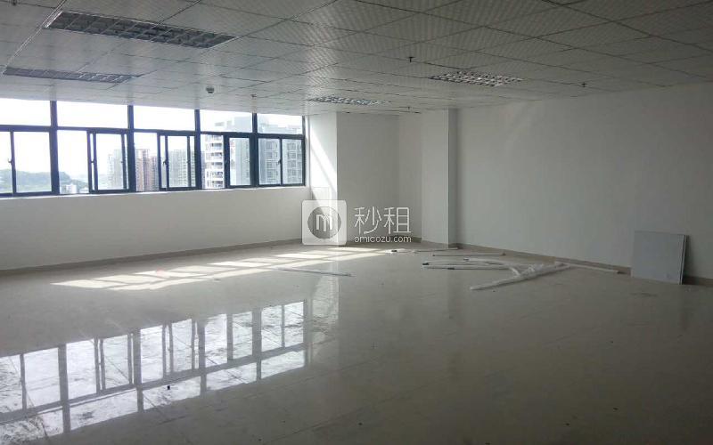 汇潮科技大厦写字楼出租123平米简装办公室68元/m².月