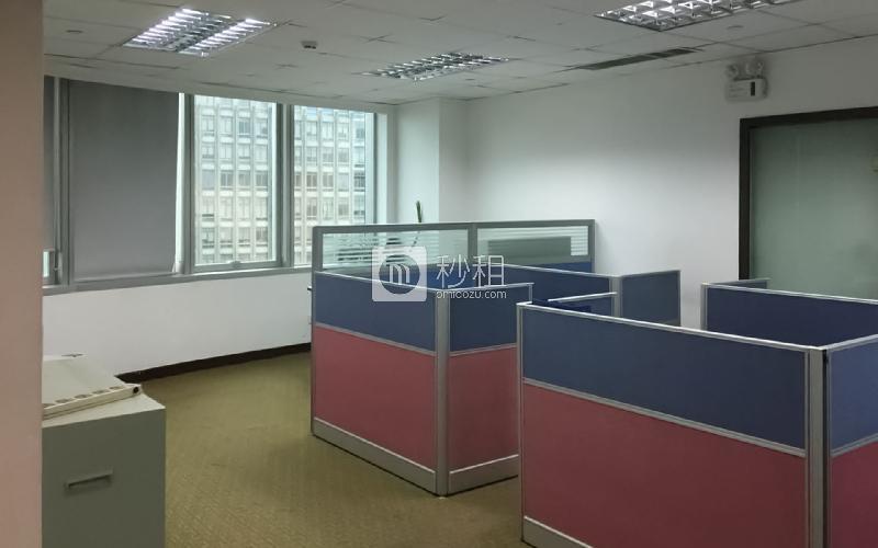 地王大厦写字楼出租196平米精装办公室200元/m².月