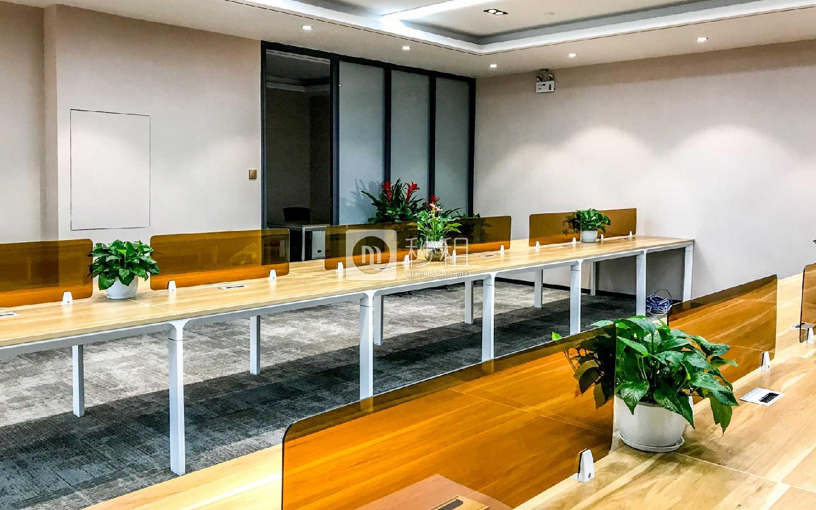 华安保险总部大厦写字楼出租458平米豪装办公室248元/m².月