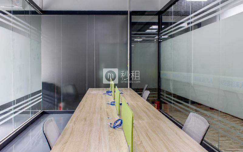 人人来创客空间·中科美城-宝安智谷写字楼出租75平米精装办公室6000元/间.月