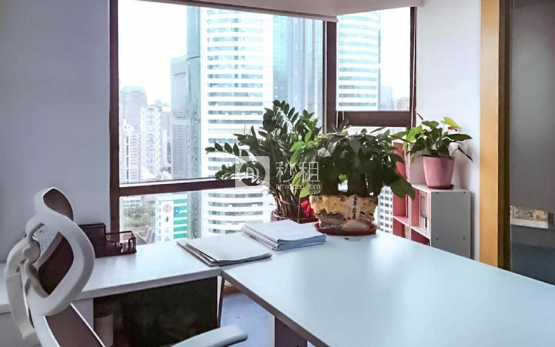 国贸大厦写字楼出租20平米精装办公室10000元/月