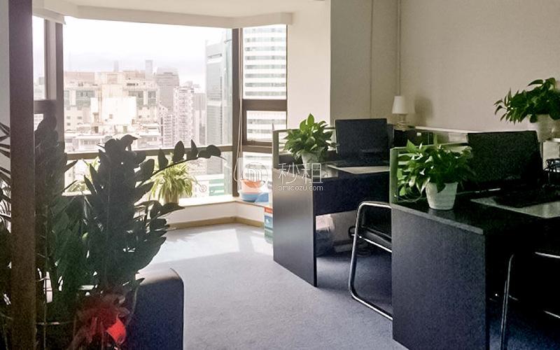 国贸大厦写字楼出租25平米精装办公室12000元/月