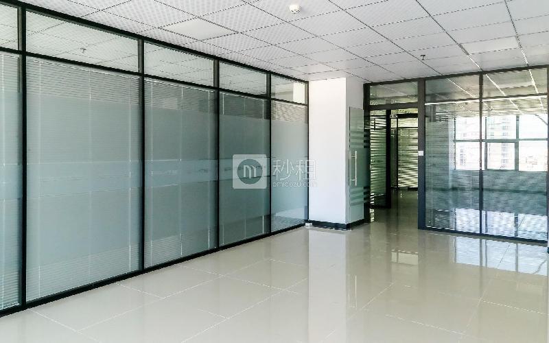 时代金融中心写字楼出租101平米精装办公室170元/m².月