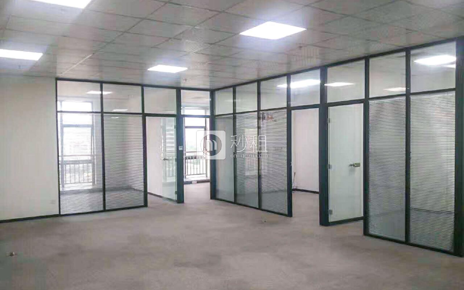 健兴科技大厦写字楼出租230平米精装办公室88元/m².月