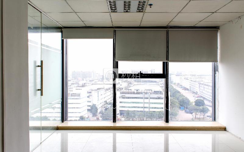 大唐时代大厦写字楼出租351平米精装办公室80元/m².月