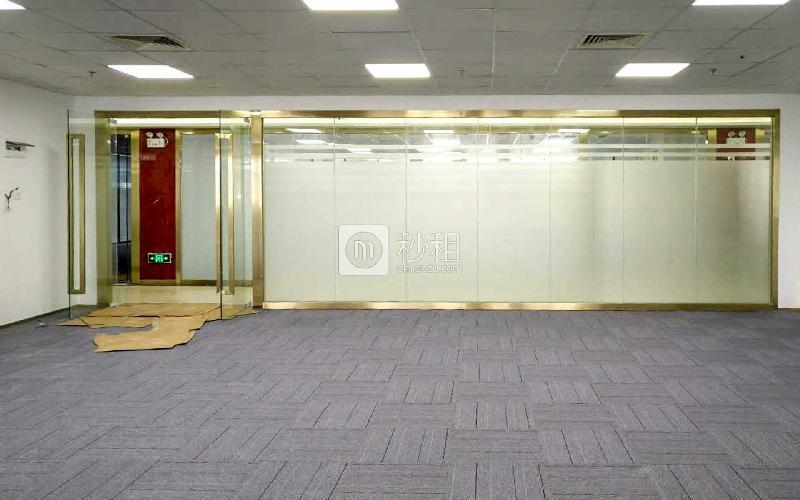 科技园工业大厦写字楼出租316平米精装办公室125元/m².月