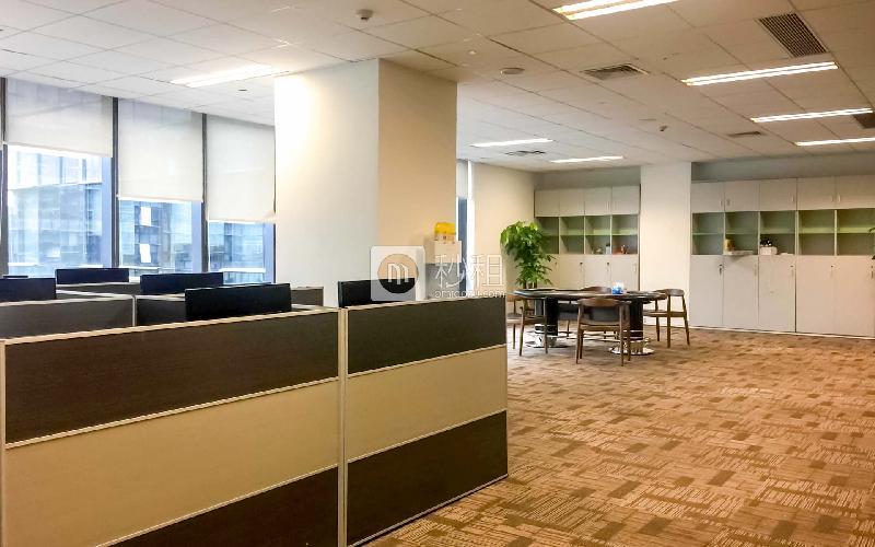 科兴科学园写字楼出租238平米精装办公室165元/m².月