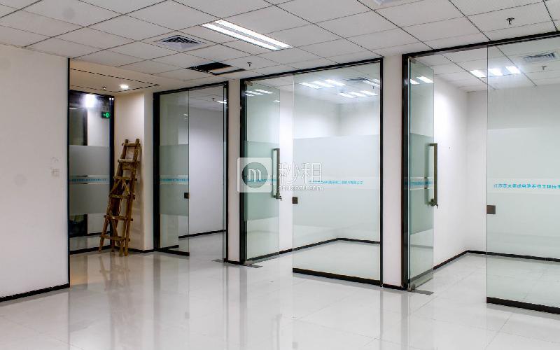 华富洋大厦写字楼出租168平米精装办公室120元/m².月