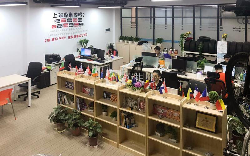 长城大厦写字楼出租318平米精装办公室90元/m².月