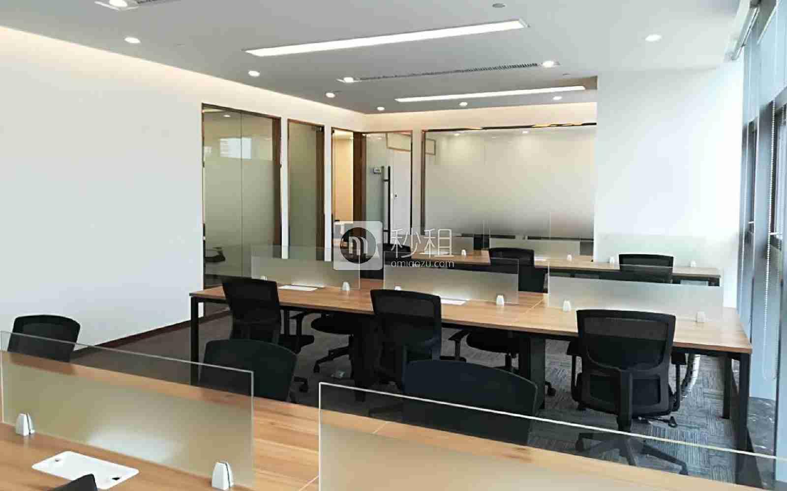 海王星辰大厦写字楼出租419平米精装办公室215元/m².月