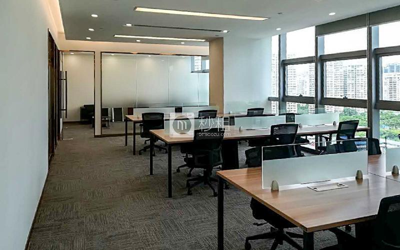 海王星辰大厦写字楼出租526平米精装办公室195元/m².月