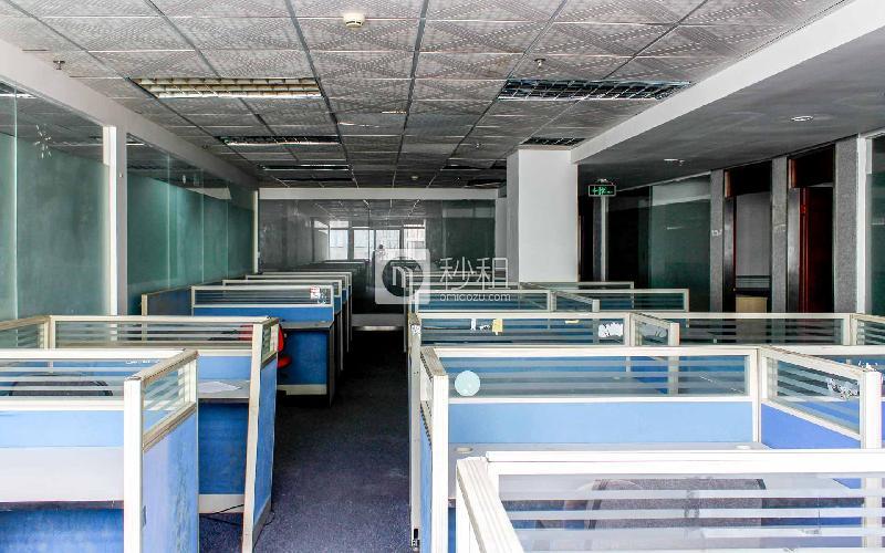 天经大厦写字楼出租585平米简装办公室100元/m².月