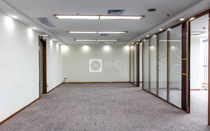 NEO大厦写字楼出租255平米精装办公室235元/m².月