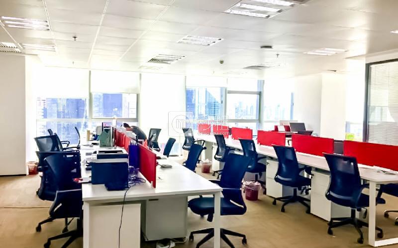 迈科龙大厦写字楼出租260平米精装办公室130元/m².月