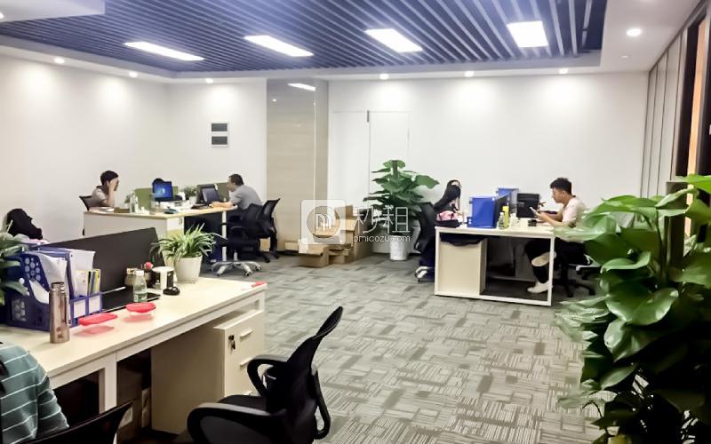 彩虹科技大厦写字楼出租253平米精装办公室85元/m².月