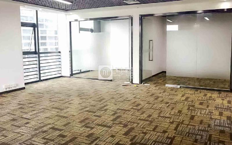 北科大厦写字楼出租174平米精装办公室140元/m².月