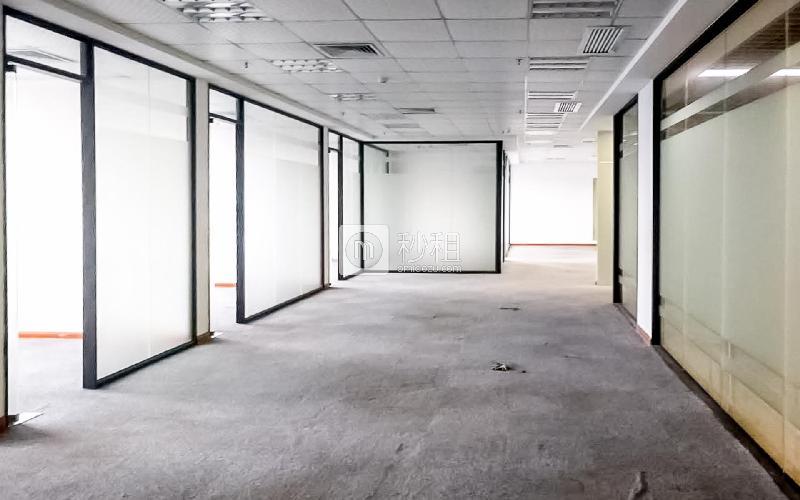 东方科技大厦写字楼出租408平米精装办公室124元/m².月