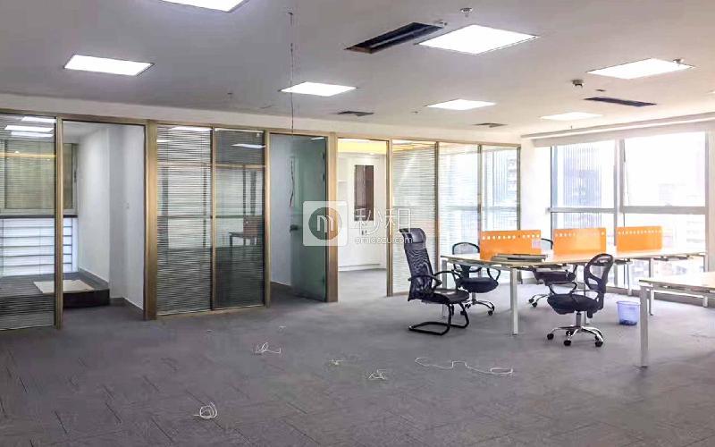 阳光高尔夫大厦写字楼出租268平米精装办公室198元/m².月