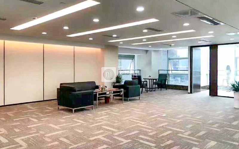 创建大厦(福田)写字楼出租481平米精装办公室158元/m².月