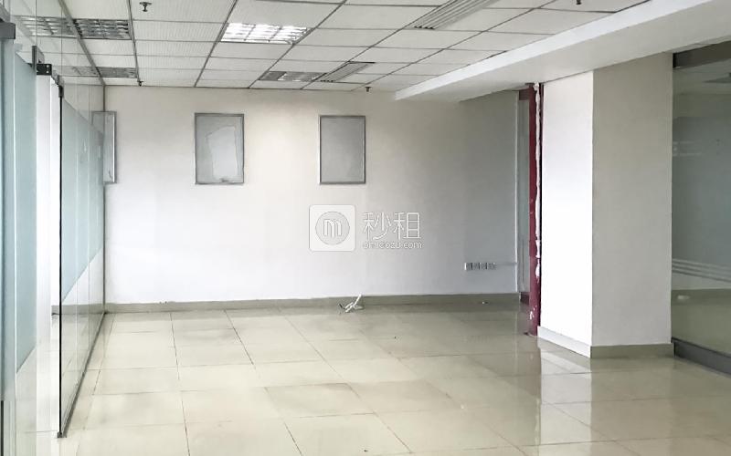 华瀚科技大厦写字楼出租220平米精装办公室100元/m².月