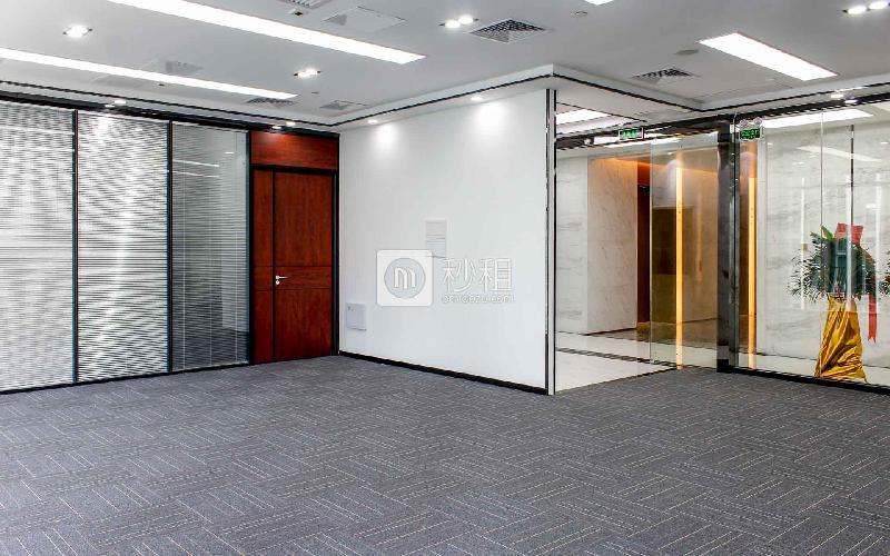 深圳湾一号写字楼出租288平米精装办公室320元/m².月