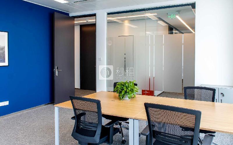雷格斯商务中心-平安国际金融中心写字楼出租30平米精装办公室30000元/间.月