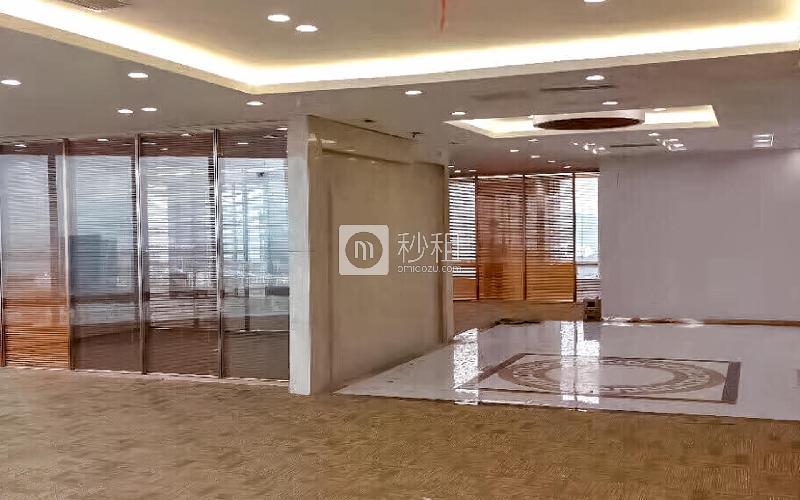 时代财富大厦写字楼出租376平米精装办公室238元/m².月
