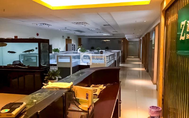 德赛科技大厦写字楼出租516平米精装办公室150元/m².月