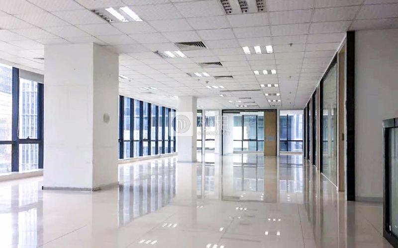 科兴科学园写字楼出租530平米精装办公室135元/m².月