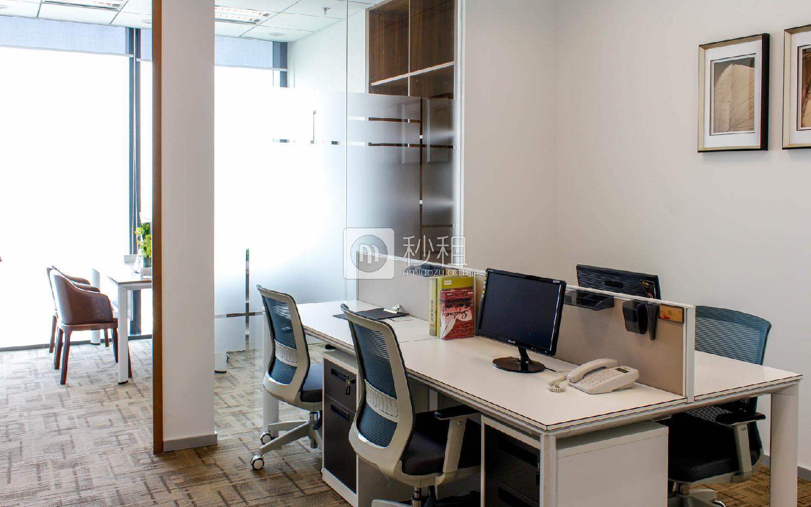中国储能大厦-筑梦空间写字楼出租65平米精装办公室24800元/间.月