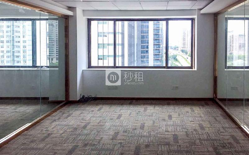 福建大厦写字楼出租135平米精装办公室128元/m².月