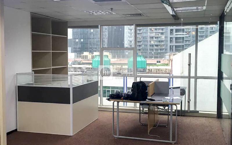 创新科技广场(一期)写字楼出租108平米精装办公室14500元/月