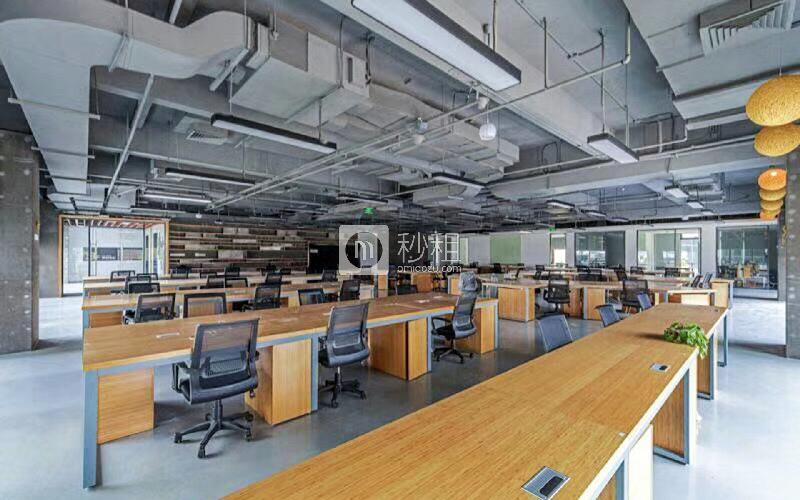 泰华梧桐岛写字楼出租580平米精装办公室100元/m².月