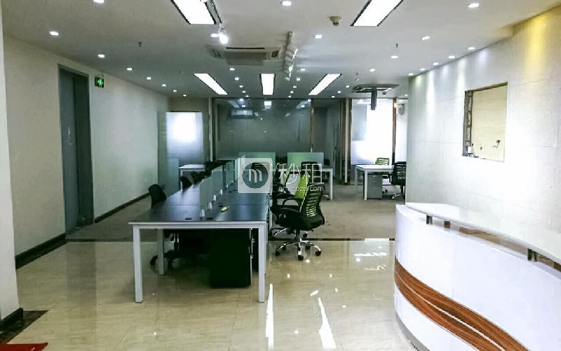海松大厦写字楼出租550平米精装办公室160元/m².月