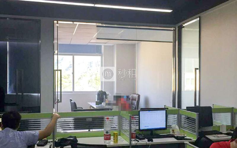 坂田国际中心写字楼出租235平米精装办公室70元/m².月