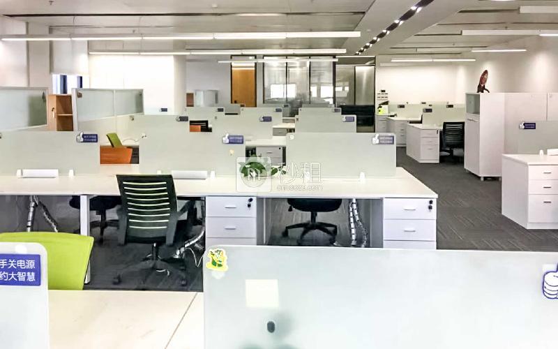 工勘大厦写字楼出租930平米精装办公室120.0元/m².月